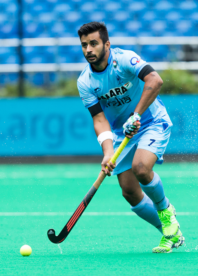 Image result for manpreet singh hockey